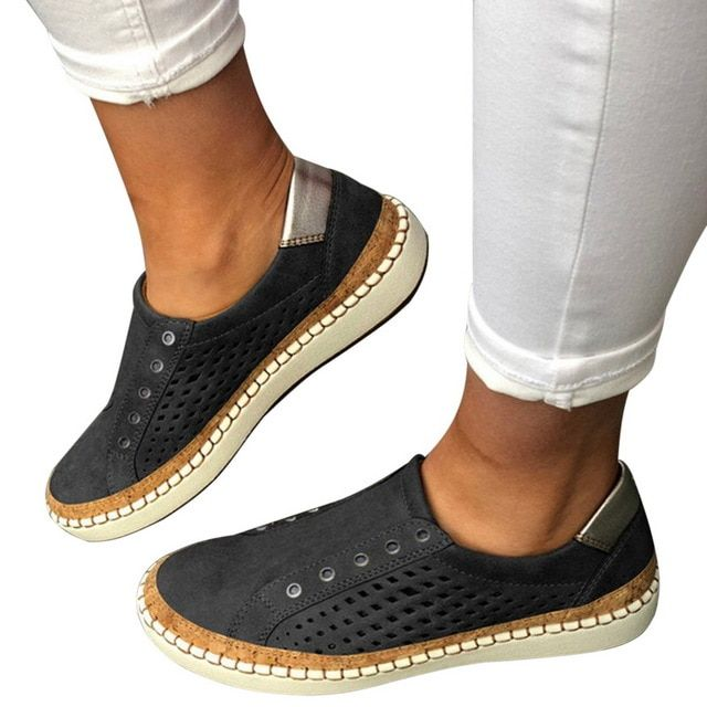 Lasperal adisputent sneaker woman ladies casual shoes comfortable lady loafers women's flats tenis feminino zapatos de mujer