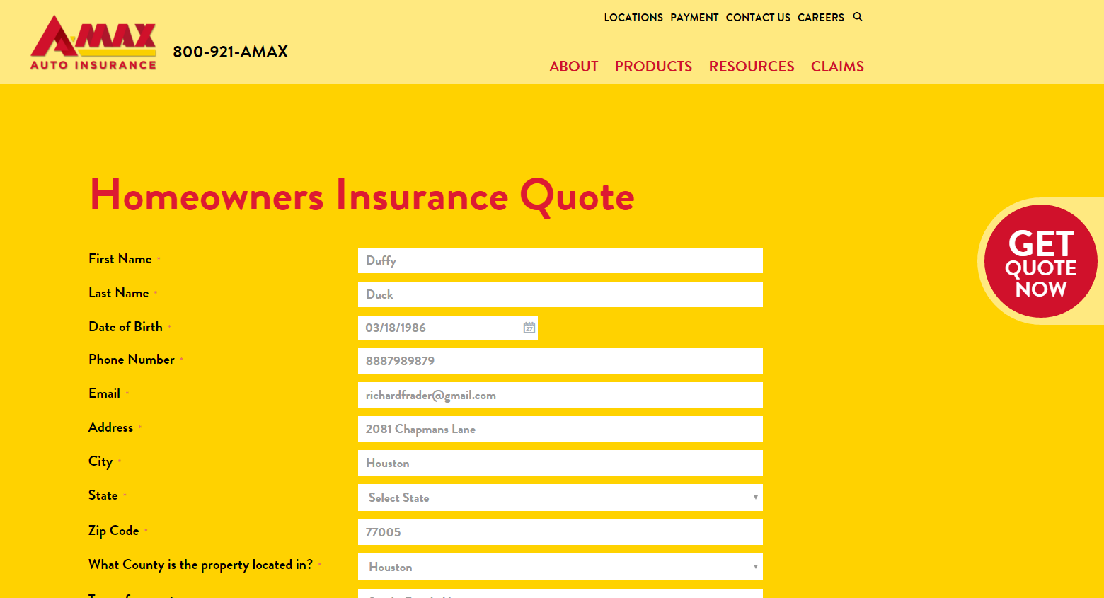 Amax Insurance Quote Amax Insurance Quote Delectable Amax Insurance Quote New  News To .