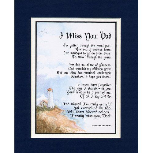 Missing Father In Heaven Quotes