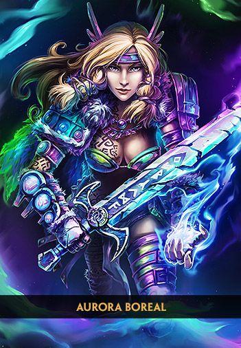 Freya - Rainha das Valquírias - Deuses - SMITE - MOBA em terceira pessoa   Level Up!