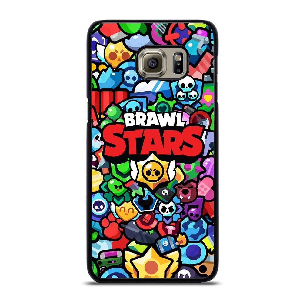 Brawl Stars Amino Samsung Galaxy S6 Edge Case
