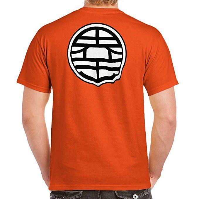 fbf7d2d79 Master Roshi Turtle School Kanji King Kai Dragon Ball Z T-Shirt Tee ...