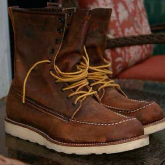4620e61ce1c Red Wing Irish Setter Sport Boots. Obsessed.   My Style   Boots, Red ...