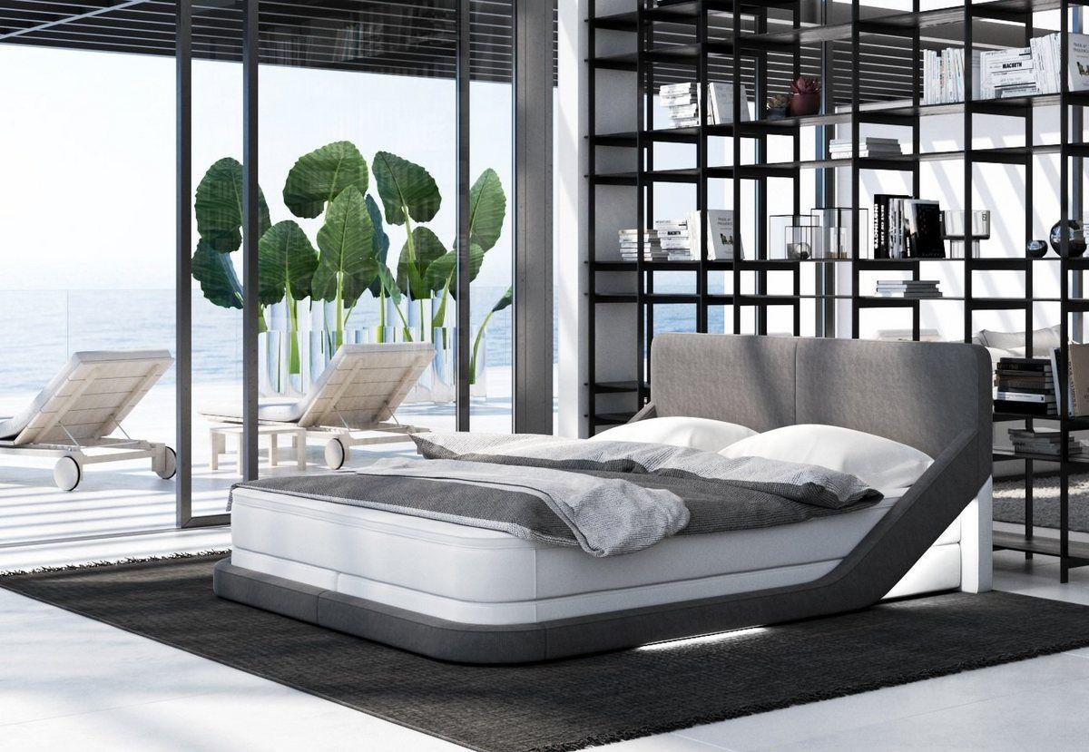 Sofa Dreams Boxspringbett Ossiano Modernes Und Einzigartiges Design Online Kaufen Boxspringbett Luxusschlafzimmer Und Designer Bett