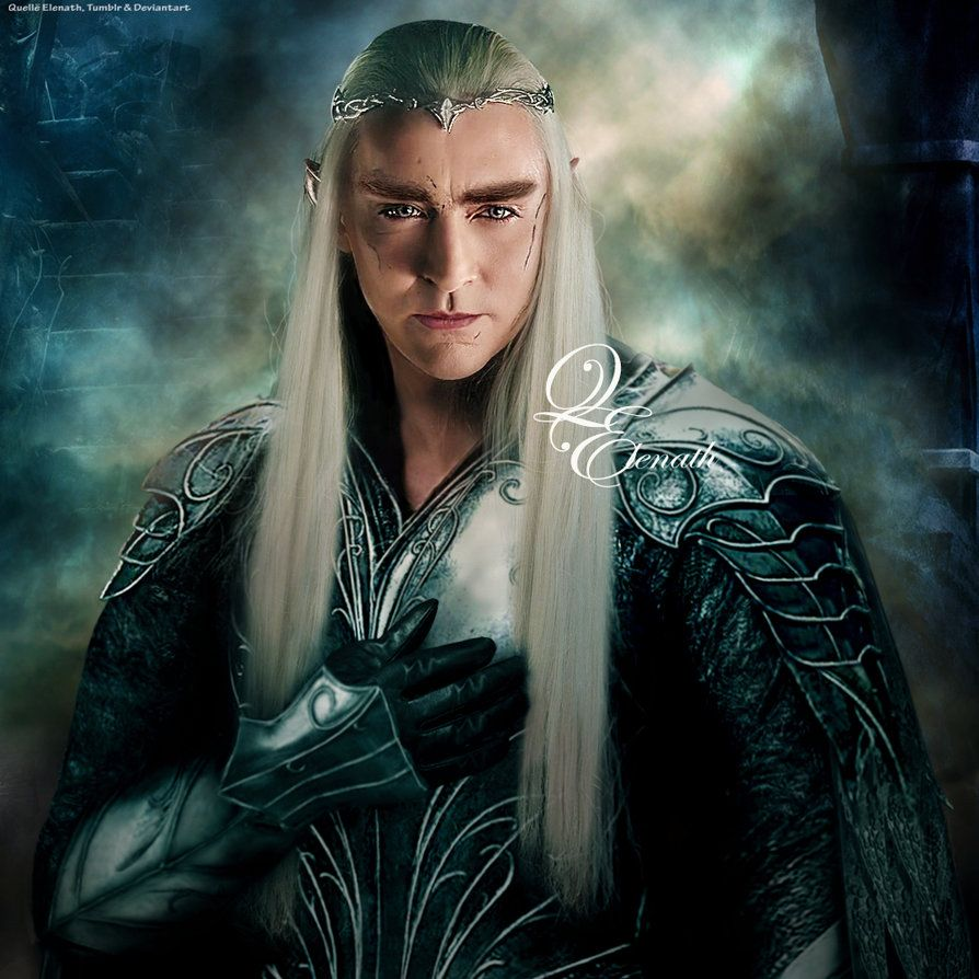 Thranduil X Human Reader Fanfiction - Year of Clean Water
