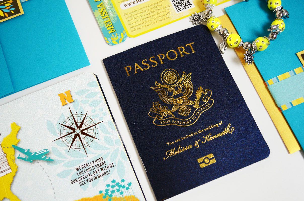 April Twenty Five - The Melissa Passport and Boarding Pass ...