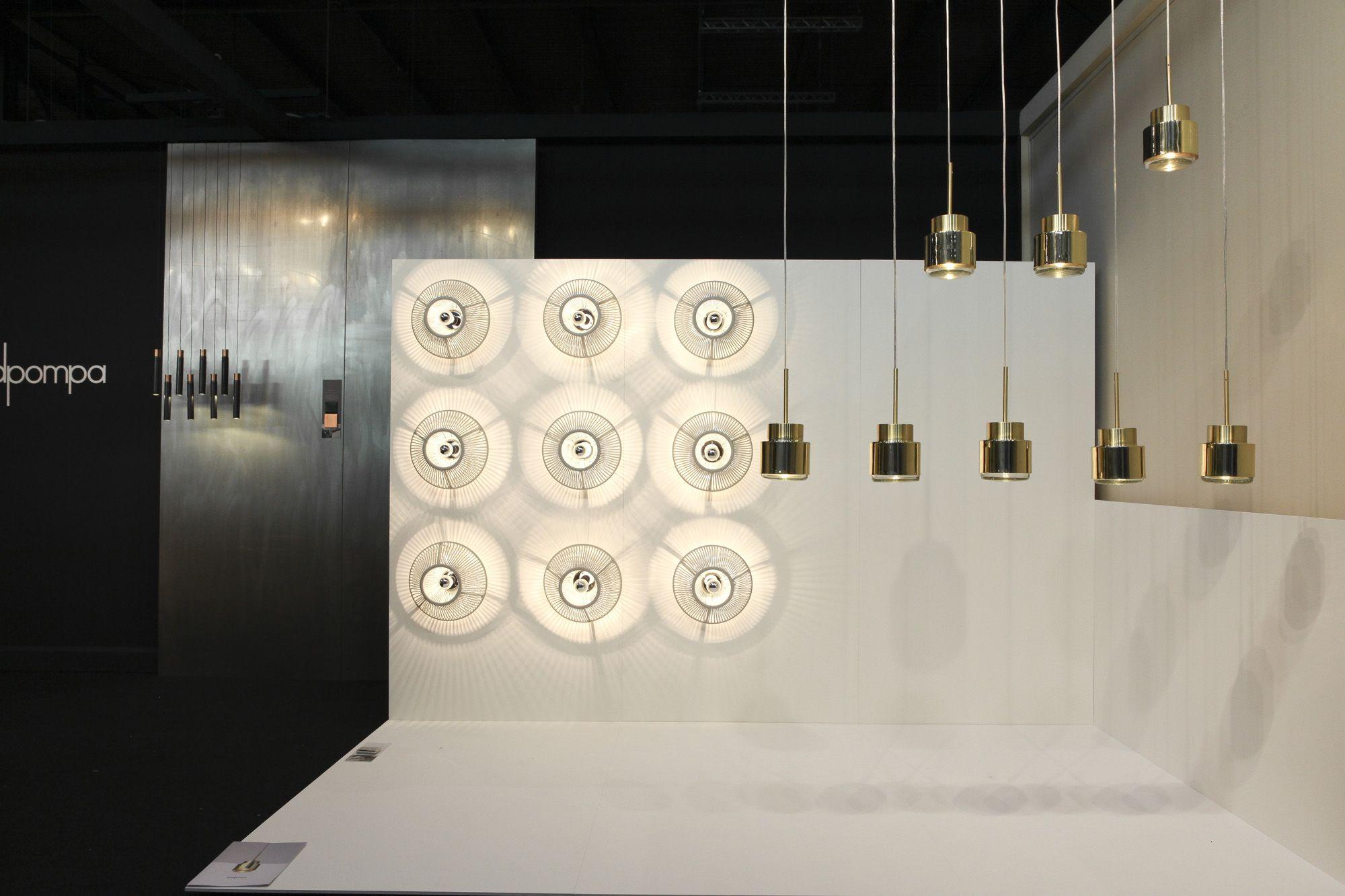 Salone Satellite / Salone del Mobile / 2016 / davidpompa #ffe #lighting #design #lightingdesign #homedesign #interiordesign