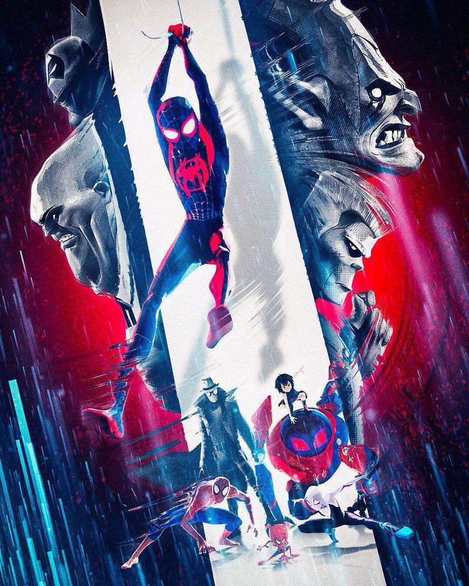 Taiga On 映画 ポスター スパイダーマン 壁紙 クモ