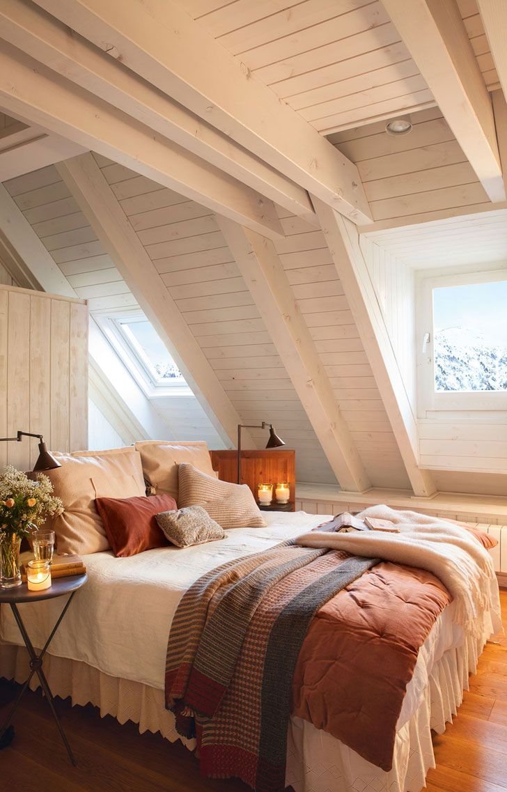 Photo of 〚 Rustic style bedrooms: beautiful examples 〛 ◾ Photos ◾ Ideas ◾ Design
