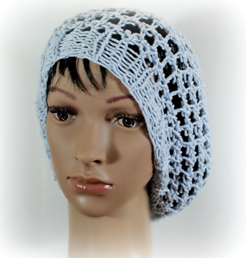 Three Step Stitch Slouchy Hat on an Extra Large Loom. Free loom ...