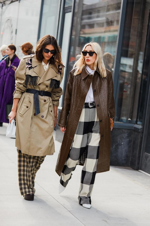 Street style nos looks préférés de la Fashion Week de