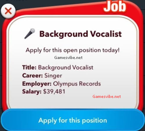 How To Become A Singer In Bitlife Singer How To Become How To Apply