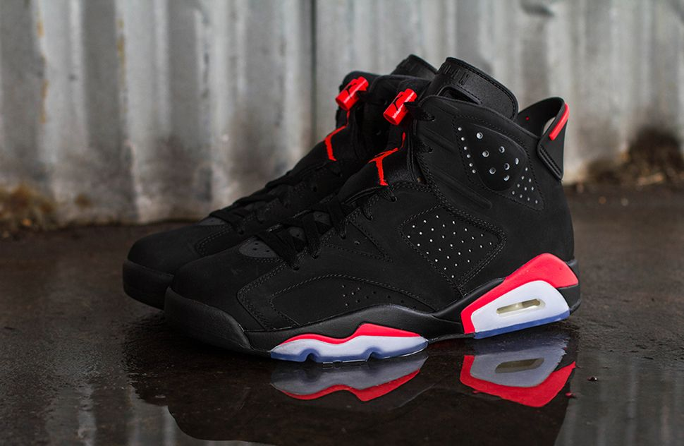 "best loved 4f7d3 ce201 Air Jordan 6 Retro ""Infrared"" (Releasing)"