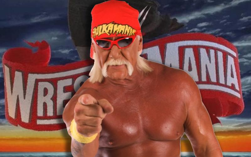Backstage Talk Of Hulk Hogan Returning For Wwe Wrestlemania Match Wwe Hulk Hogan Hulk Hogan Wwe Womens