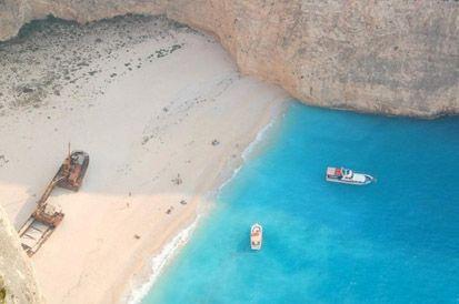 Наваджо, Греція