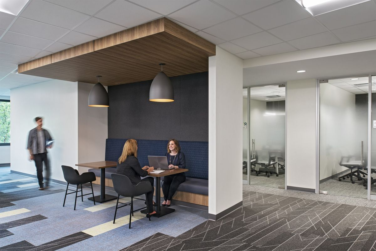 Office Tour Home Point Financial Offices Ann Arbor
