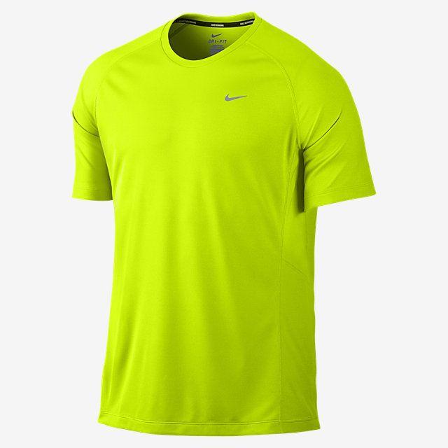 diferente a duda colateral  Nike Miler UV Camiseta de running - Hombre. Nike Store ES | Camisa  deportiva, Camisetas nike, Camisetas