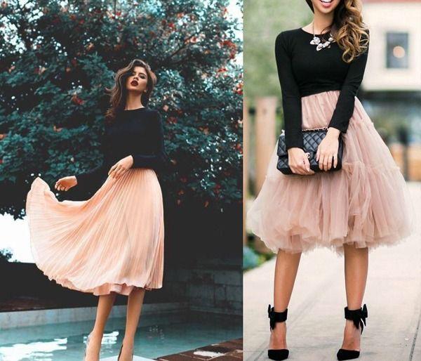 Matrimonio In Primavera Outfit : Outfit per un matrimonio invernale gonna in tulle