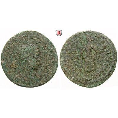 Römische Provinzialprägungen, Kilikien, Tarsos, Philippus I., Bronze, s: Kilikien, Tarsos. Bronze 36 mm. Drapierte und gepanzerte… #coins