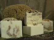 Sea Sponge soap!