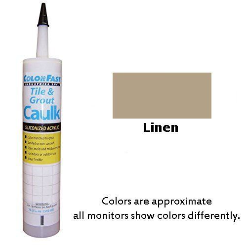 Color Fast Colored Caulk To Match Hydroment Sanded 20 Colors Available Linen Caulk Caulk Tape Caulk Removal Tool