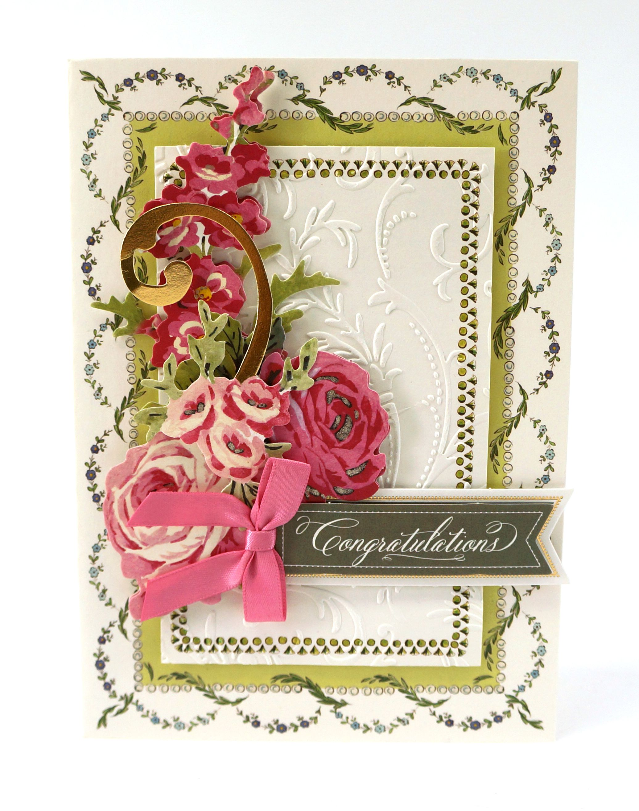 anna griffin pretty paintings card making kit  anna