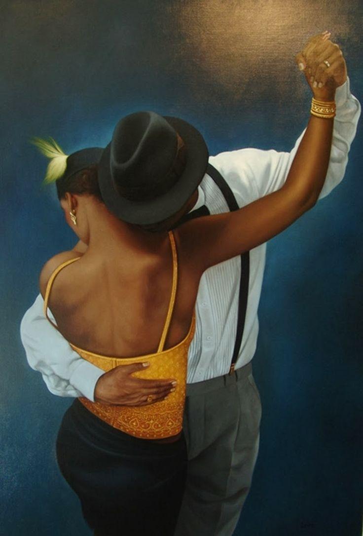 Libertango by Jorge Lujan. #DanceArt