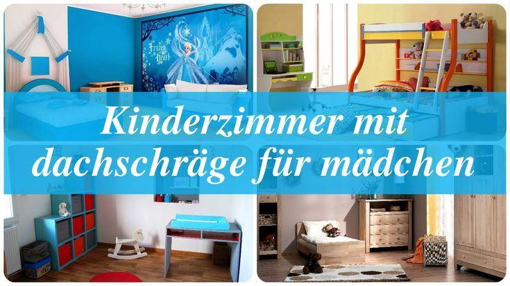 Dachschr\u00e4ge Kinderzimmer Einrichten Haus Design, M