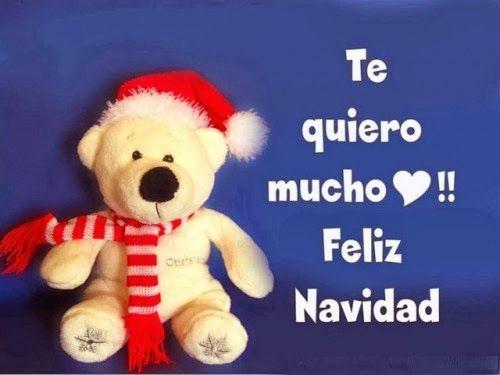 Frases Bonitas Para Facebook Feliz Navidad Amor Saludos
