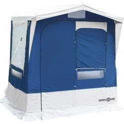 Photo of Kitchen tent Gusto Ii Ng, 2 x 1.5 m, blue Brunner