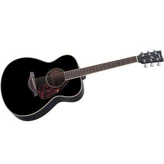 Yamaha Black Acoustic Guitar Guitar Yamaha Acoustic Guitar