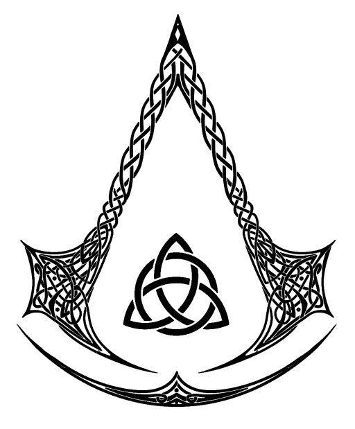Assassins Creed Symbol Tattos Pinterest Symbols Assassin