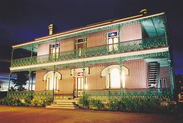Monte Cristo Homestead: Built in 1884 for the Crawley family, today the Monte Cristo Homestead in Junee, New South Wales, Australia, is said to be one of the most haunted places on earth.