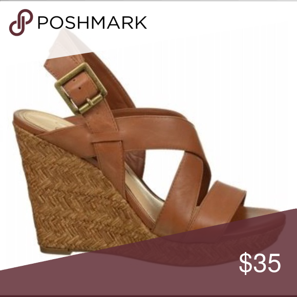 Size 8 Jessica Simpson Summer Wedge-NEVER WORN Beautiful summer wedges. BRAND NEW. Size 8. They were too small for me. Normally $78.96 Jessica Simpson Shoes Wedges