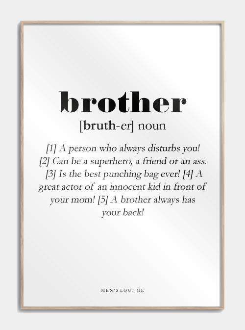 Søde citater om søskende
