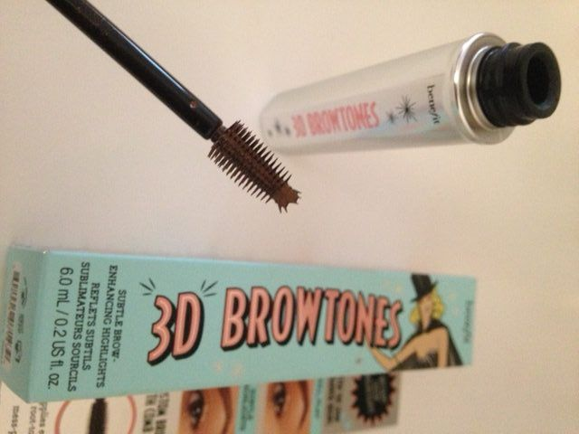 Angled Brow Brush & Spoolie by Benefit #5