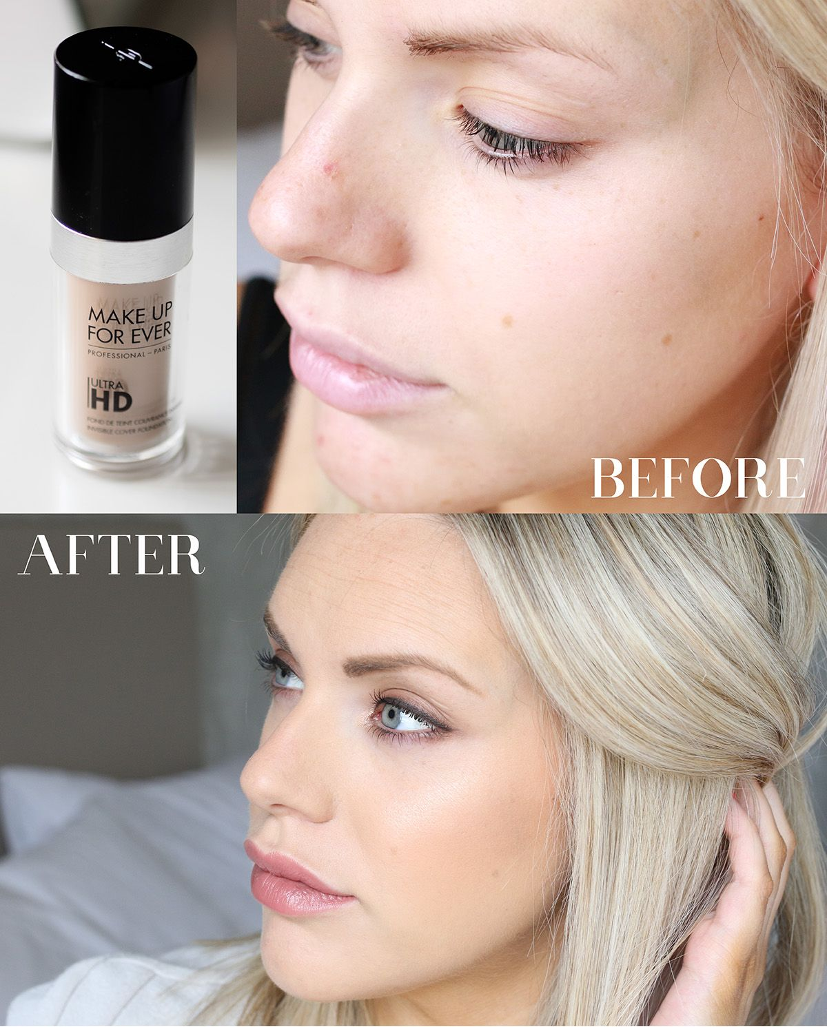 MAKEUP FOREVER ULTRA HD FOUNDATION REVIEW Makeup forever