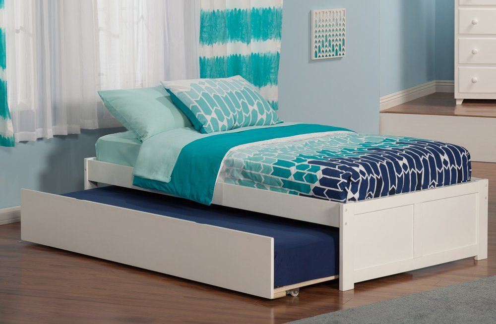 Amazon Com Atlantic Furniture Urban Concord Twin Size Bed With