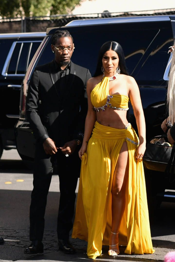 Cardi B And Offset Welcome Baby Girl With Most Interesting: Offset & Cardi B Welcome 2 New Family Members