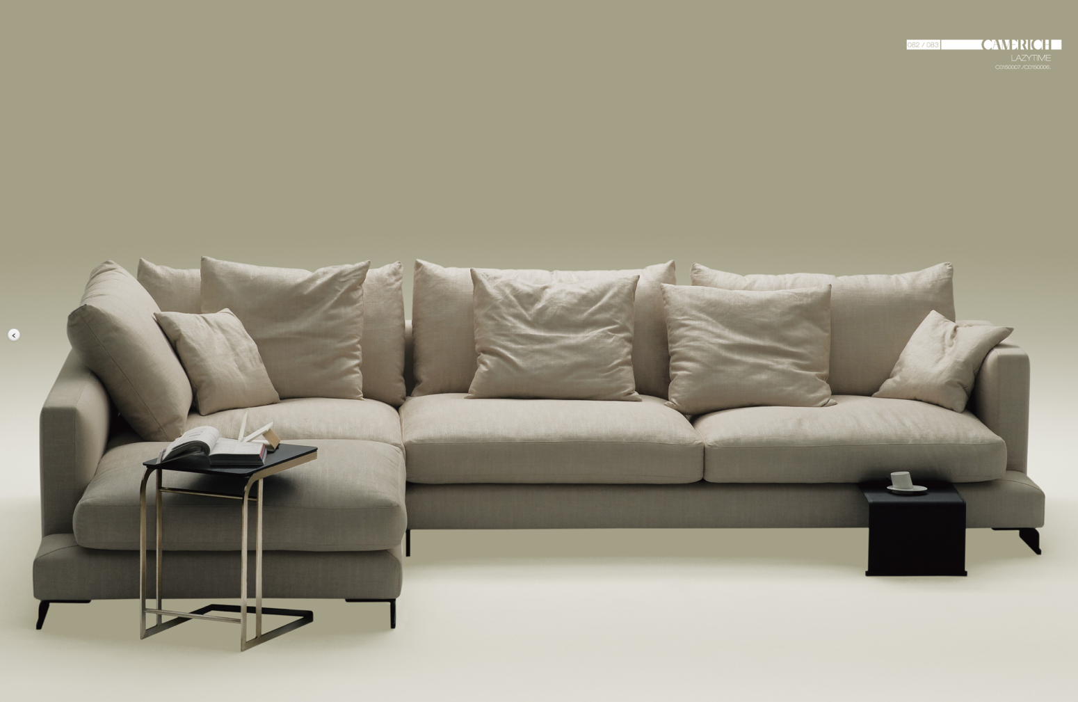 camerich sofa review taupe living room lazytime mcloughlin pinterest