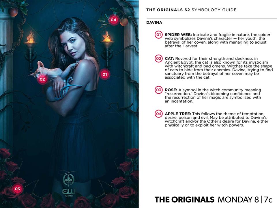 Daviana - The Originals ,  How many symbols did you catch?