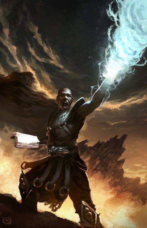 The Prophet's Rage by Rob-Joseph on deviantART | Player