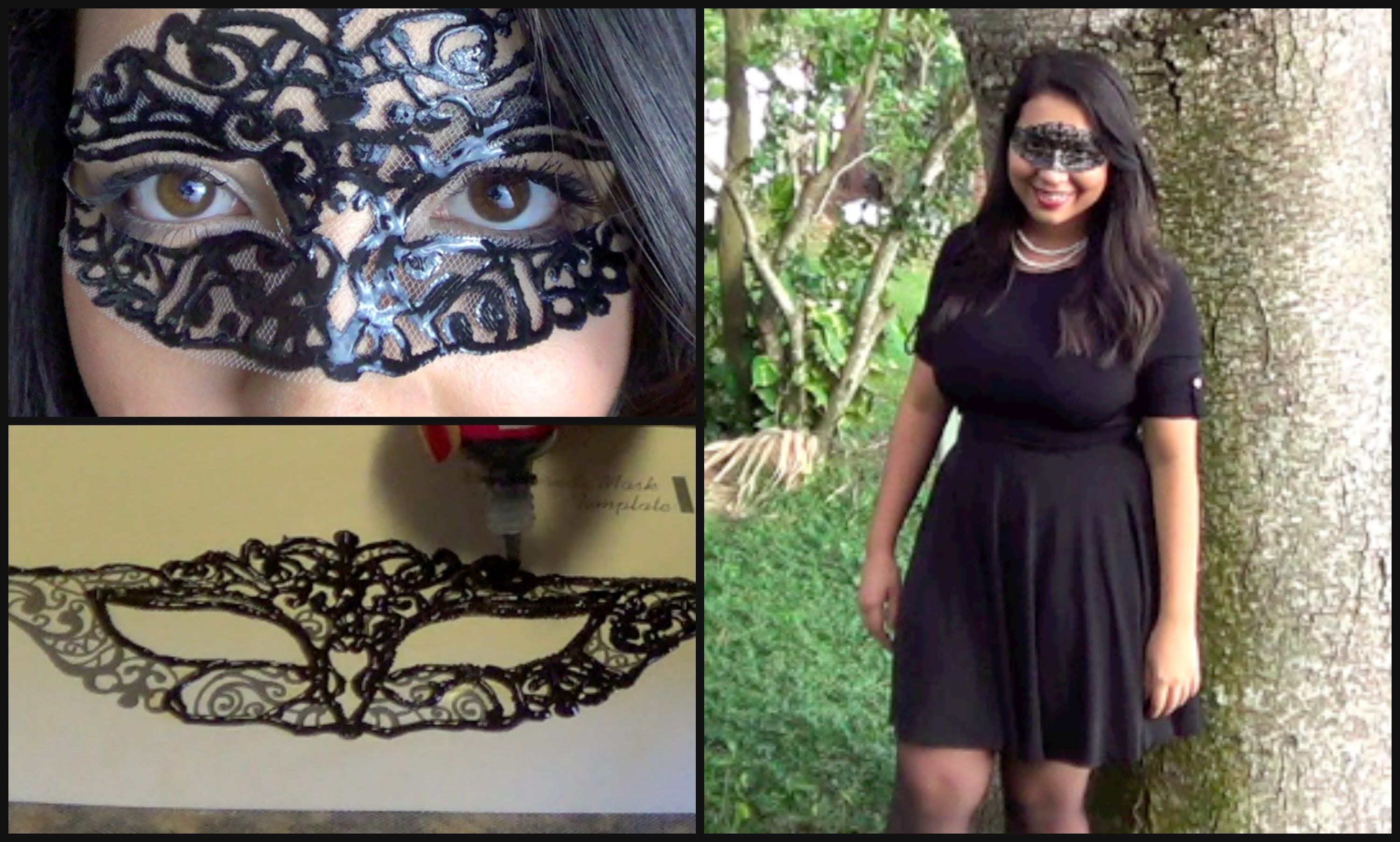 Diy Masquerade Mask Costume Complete Costume Diy Halloween Costumes Easy Diy Clothes