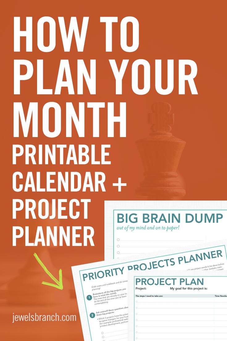 july calendar project planner pinterest project planner