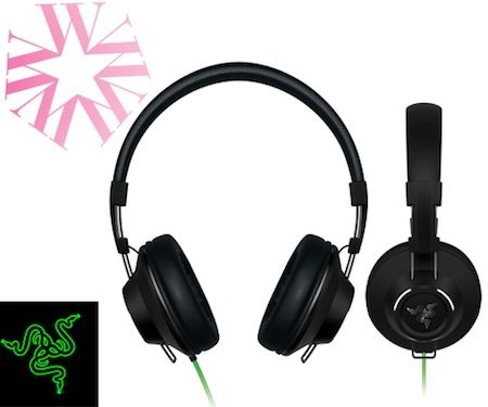 Razer Adaro Stereo Analog Headphones sweepstakes~ ends 4-1-14 at MMAG SITE~~ daily entry!!