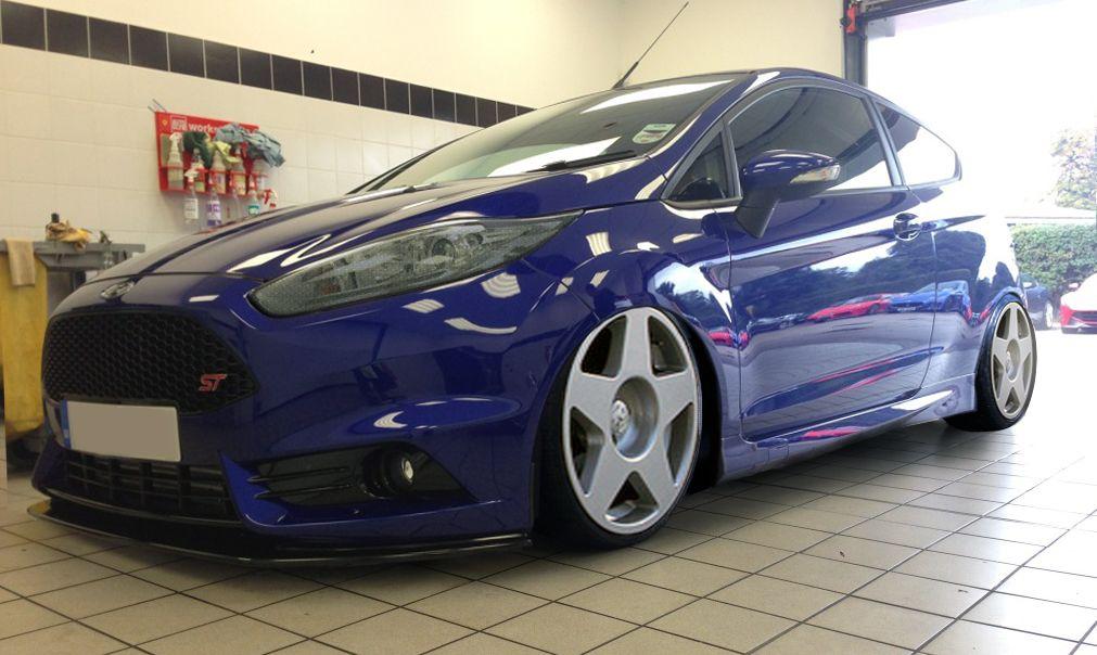 Ford Fiesta On Fifteen52 Tarmacs Jantes