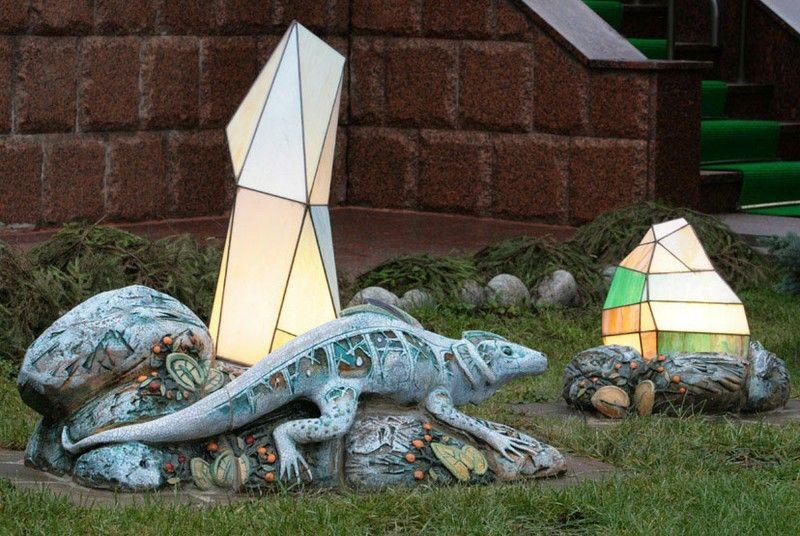 Садово-парковая скульптура фото (с изображениями ...