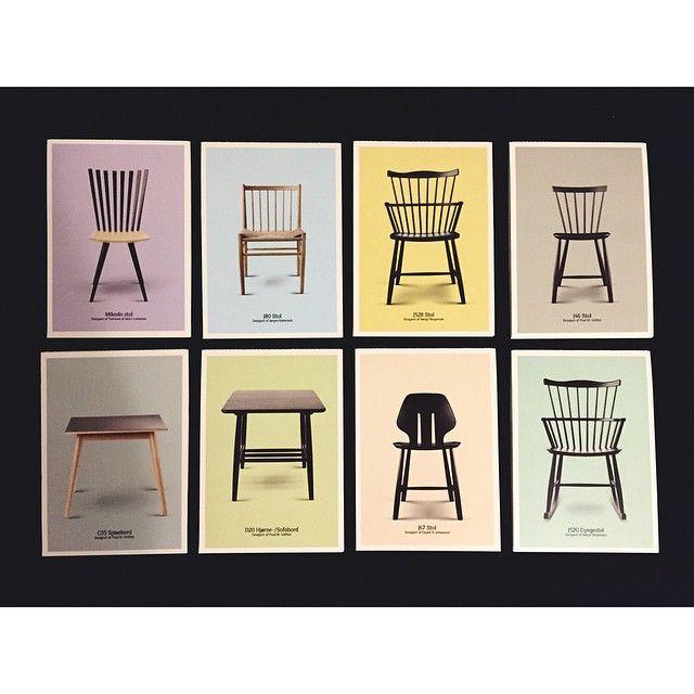 """""""Hapsede de fineste kort med FDB Møbler i Kvickly  #FDBMøbler #kort #design #danskdesign #kvickly #pænt #ups"""""""