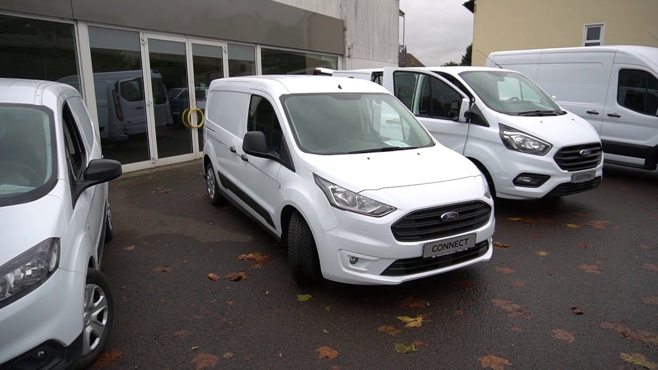 Ford Transit Connect 2020 Performance Check More At Https Blog