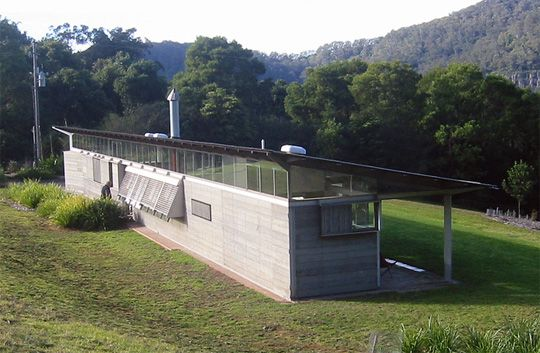 Fletcher Page House Kangaroo Valley New South Wales